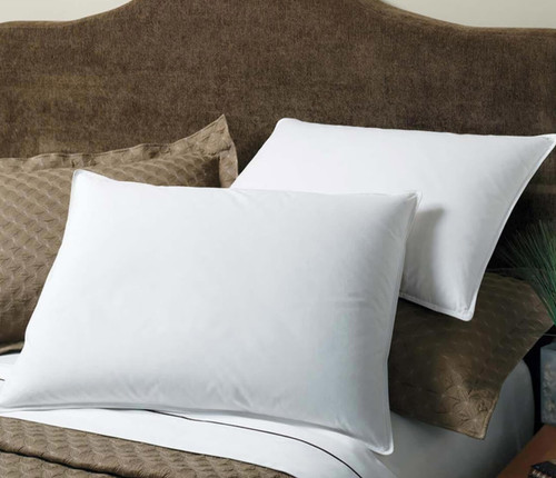 Goose Feather Pillow - Standard Size