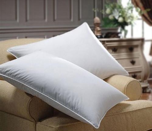 Goose Feather Pillow - European Size