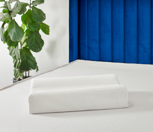 World's First Carbon Neutral 100% Certified Organic Latex Pillow - Contour