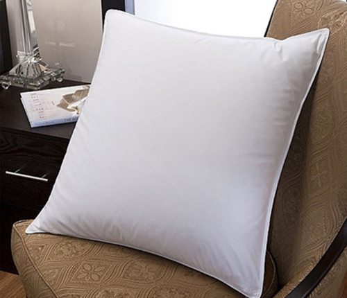 Hungarian Goose Down & Feather Pillow - European Size