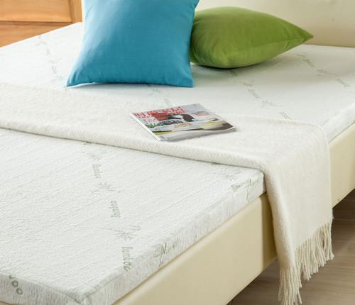 Visco Memory Foam Cool Gel Mattress Underlay | Topper
