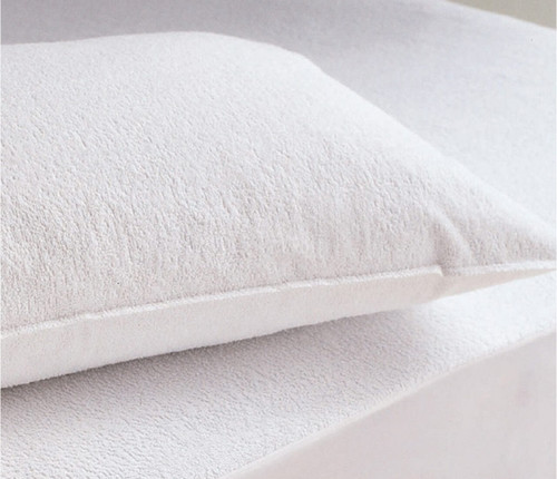100% Cotton Waterproof Pillow Protector Set