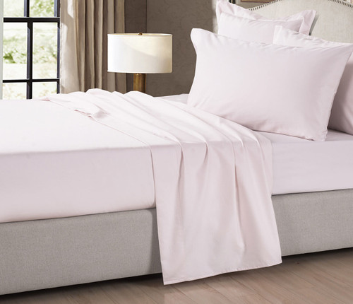 1200 Thread Count Egyptian Cotton Sheet Set | Dusty Rose