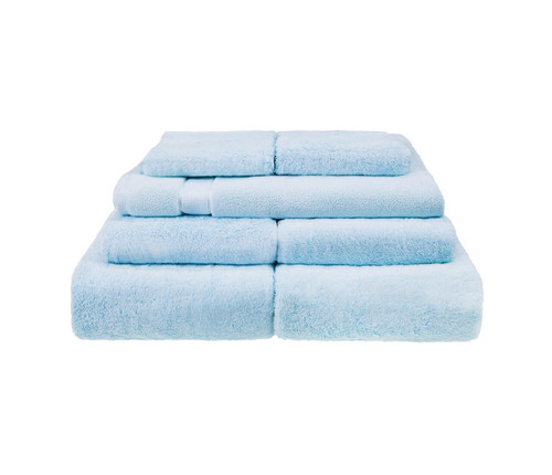 Egyptian Cotton 700GSM Luxury Towel Collection | Sky Blue
