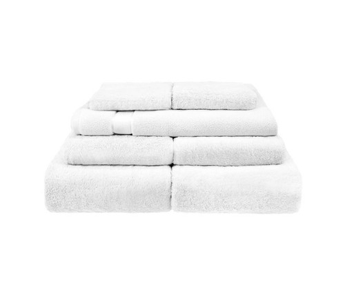 Egyptian Cotton 700GSM Luxury Towel Collection | White