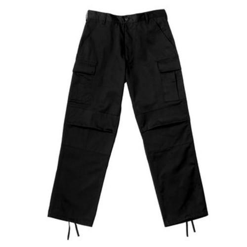 Ultra Force Black B.D.U. Pants