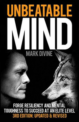 Unbeatable Mind 3rd Edition by Mark Divine - Cyber Monday Special!