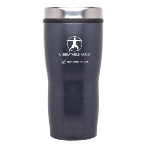 Unbeatable Mind Morning Ritual Thermos Mug