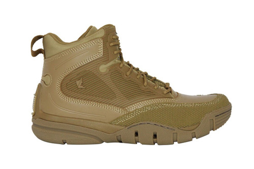 "LALO SHADOW Amphibian 5"" Tactical Boot- Coyote Brown"