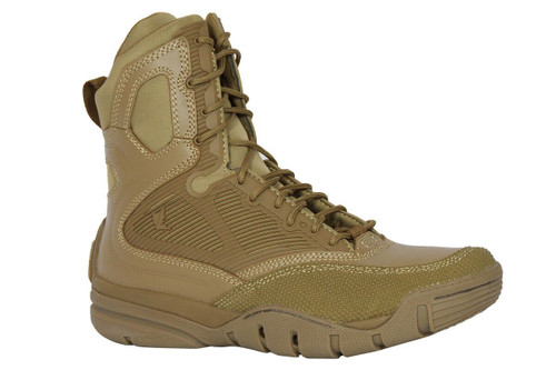 "LALO SHADOW Amphibian 8"" Tactical Boot- Coyote Brown"