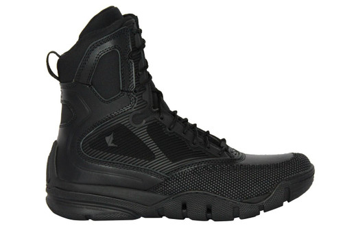 "LALO SHADOW Amphibian 8"" Tactical Boot- Blk Ops"