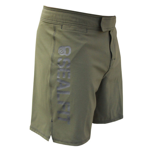 SEALFIT Submersible WOD Shorts - Olive Green