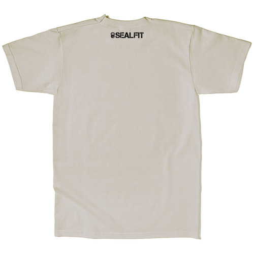SEALFIT Basic Workout Tee for 20XL - Tan