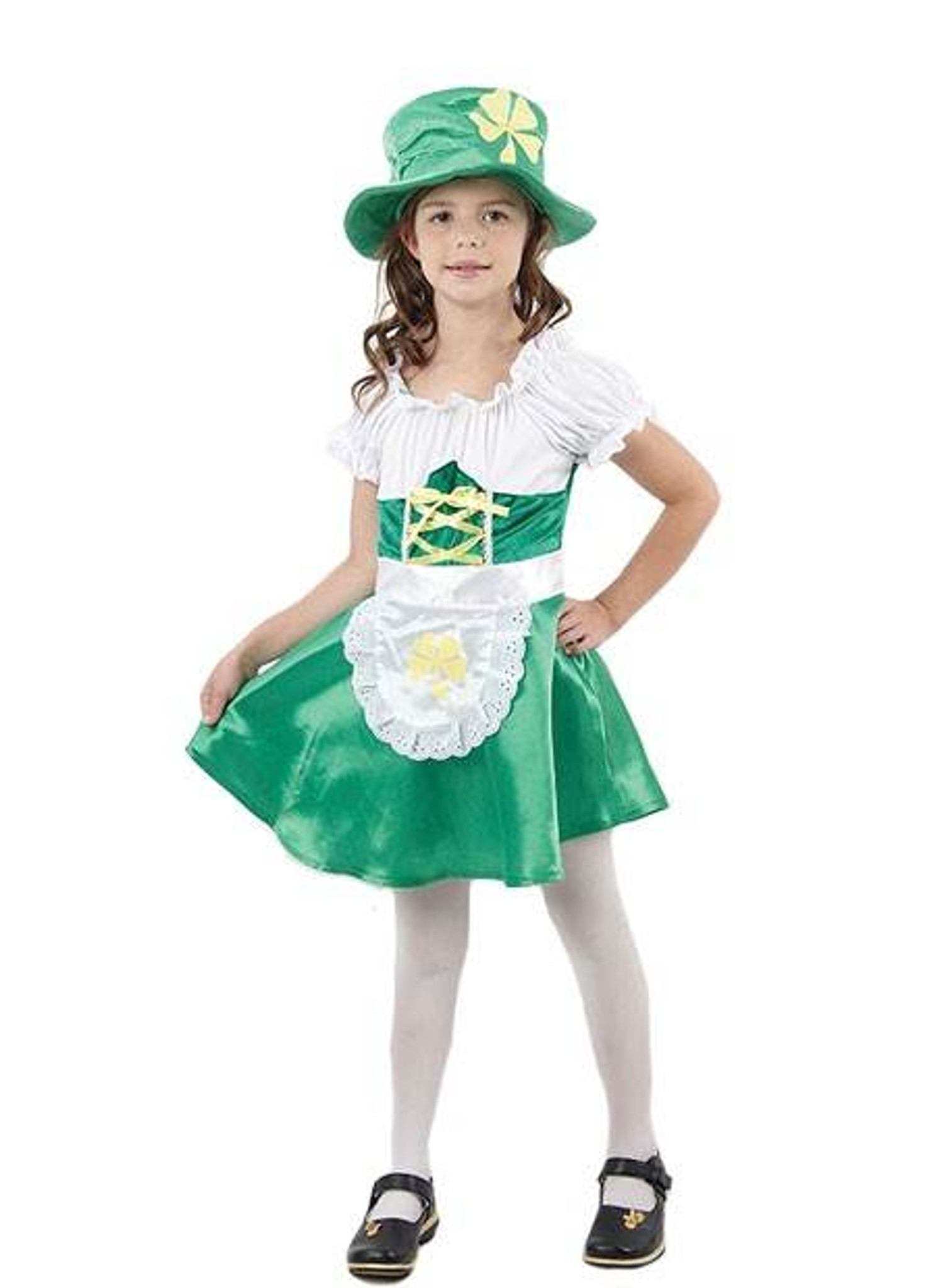 Men/'s Women/'s Leprechaun Piggy Back Fancy Dress St Paddys Day Costume Stag Hen