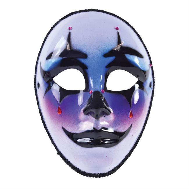 Harley Mask with Tear (Glasses Frame)