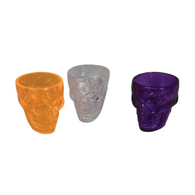 Skull Shot Glasses (3 pack)