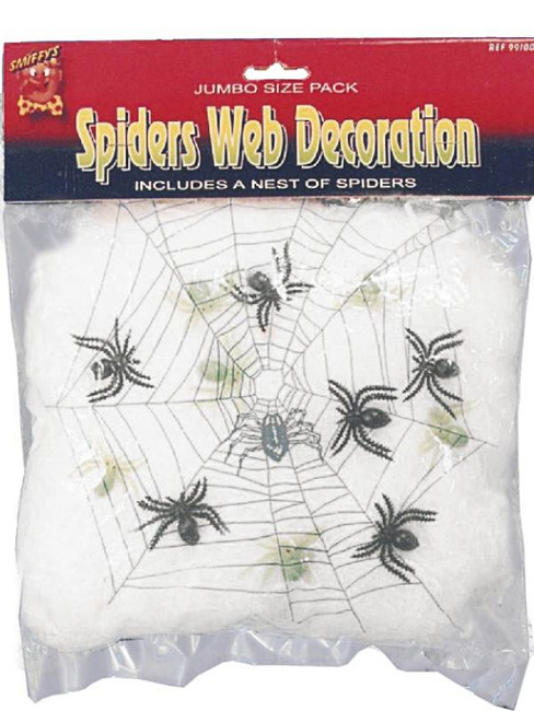 Spider Web Decoration.