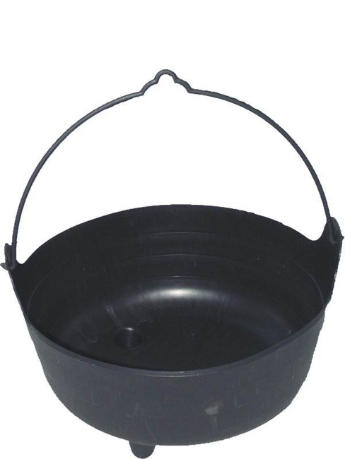 Lifesize Witches Cauldron.