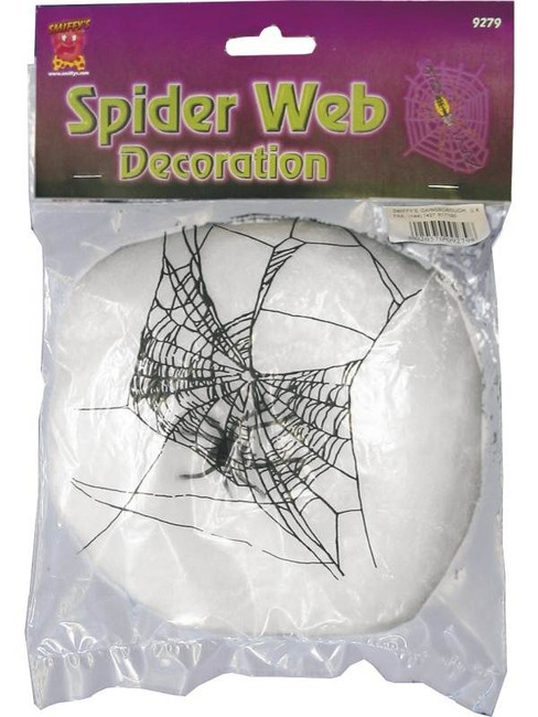 Spider Web Fibre Decoration.