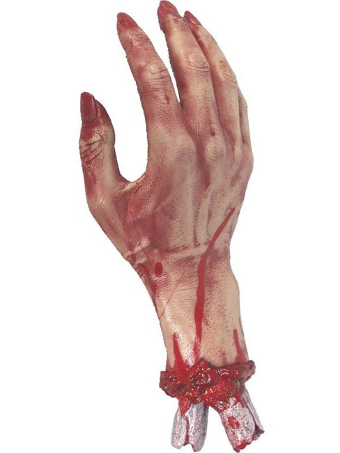 Severed Gory Hand.