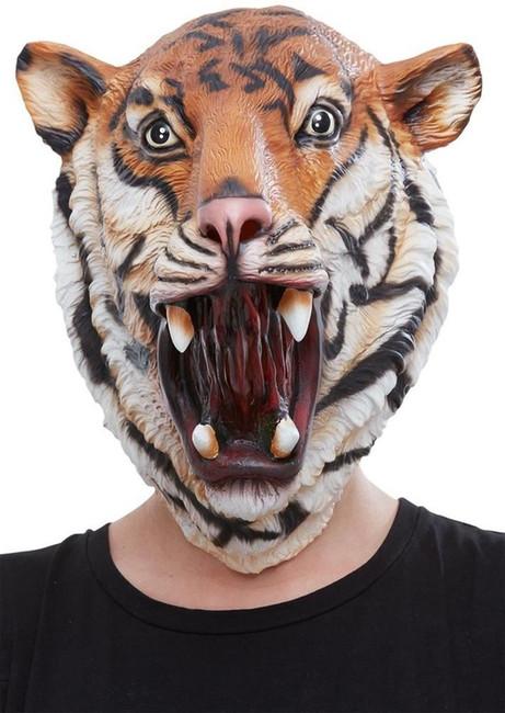 Tiger Latex Mask, Fancy Dress/Halloween Mask