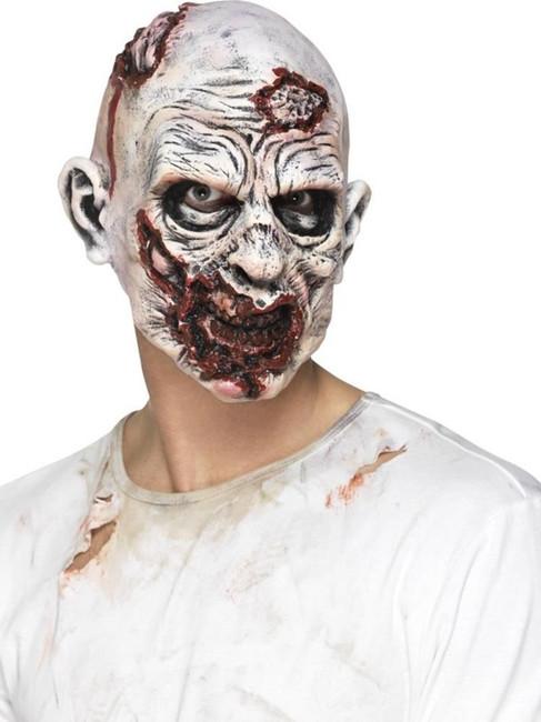 Multi Zombie Mask, Foam Latex, Halloween Fancy Dress Accessories