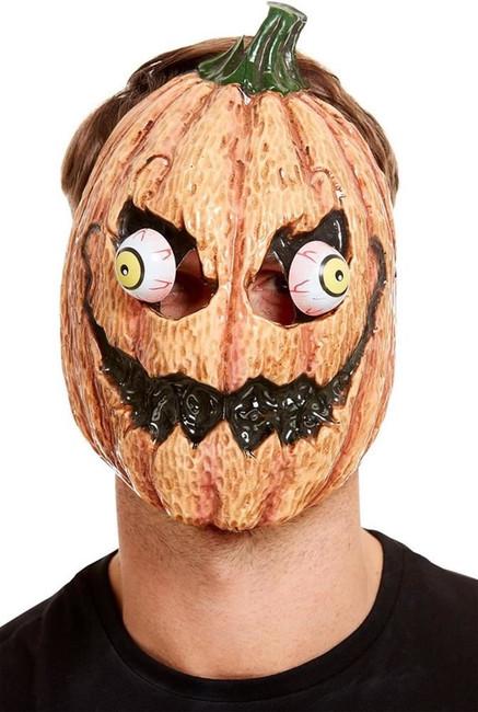 Pumpkin Mask, Fancy Dress/Halloween Mask
