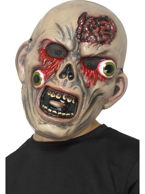 Monster Bulging Eye Mask, Halloween Children's Fancy Dress. One Size