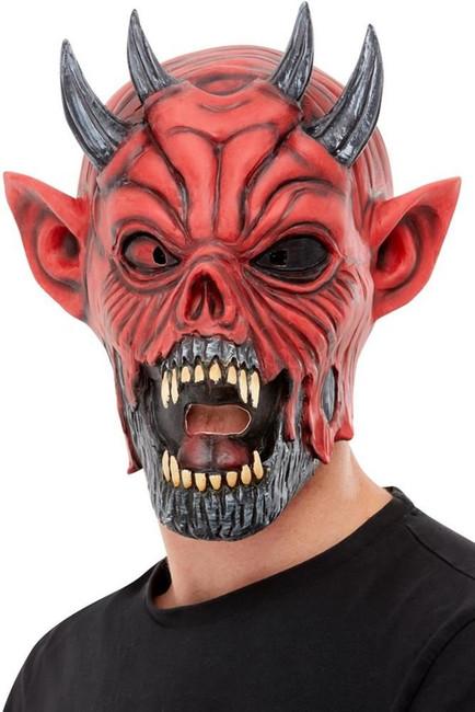 Devil Latex Mask, Fancy Dress/Halloween Mask