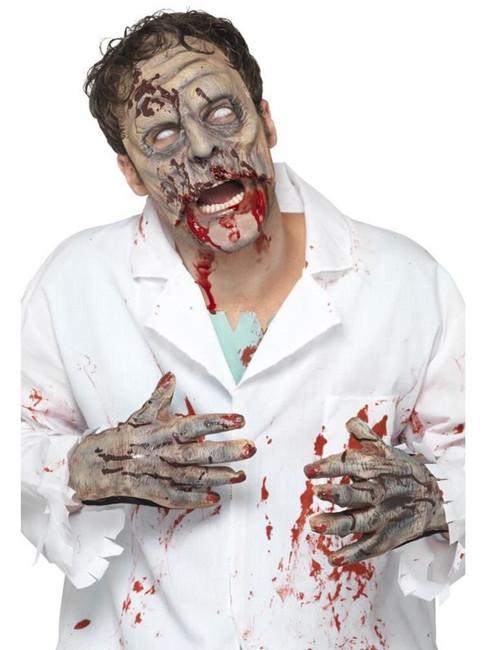 Zombie Set, Halloween Fancy Dress, GREEN