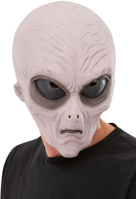 Alien Latex Mask, Fancy Dress/Halloween Mask