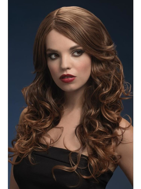 Light Brow Fever Nicole Wig, Fever Wigs. One Size