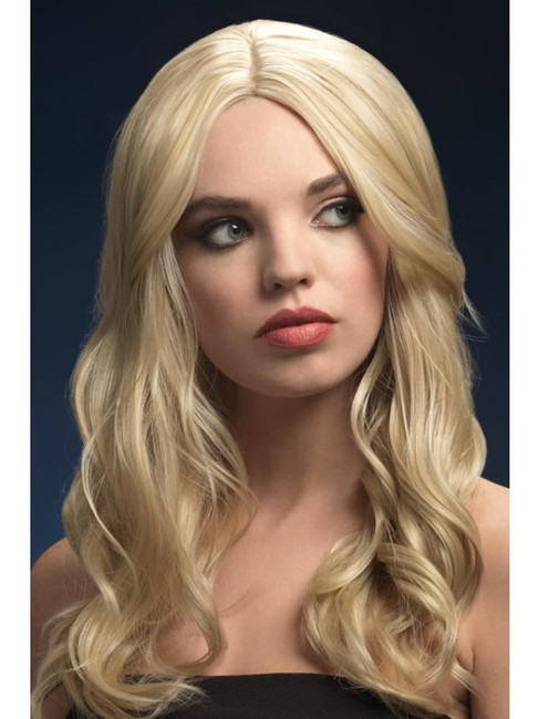 Dark Blond Fever Khloe Wig, Fever Wigs. One Size