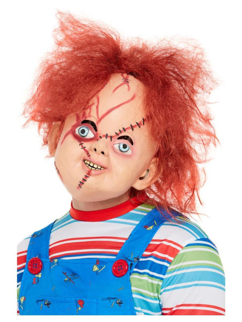 Chucky Mask, Halloween Fancy Dress