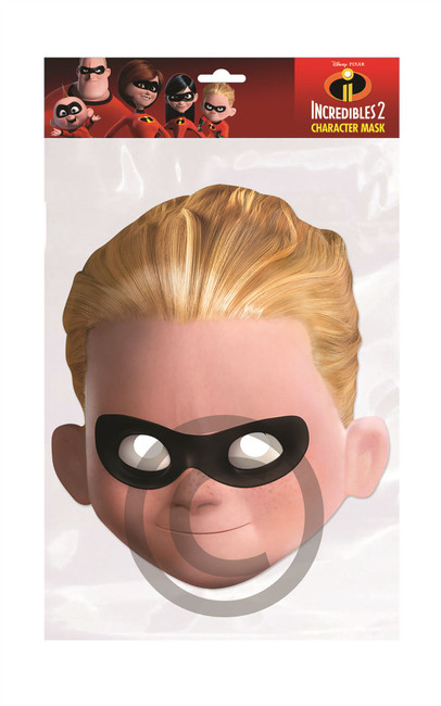 Dash (Incredibles) Card Mask