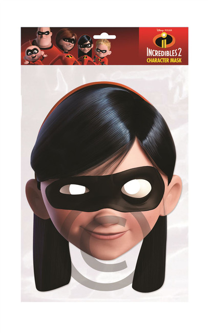Violet (Incredibles) Card Mask