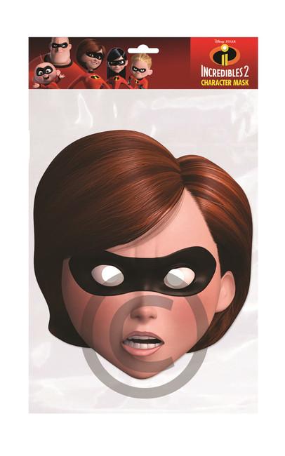 Elastigirl Card Mask (Incredibles)