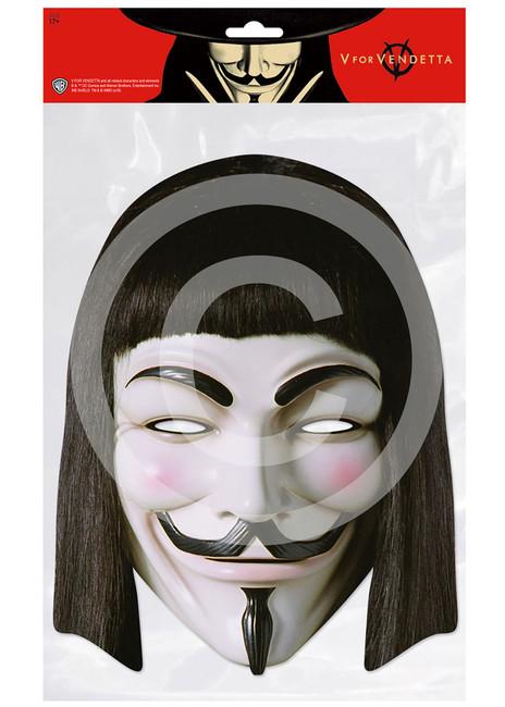 Vendetta Card Mask (UK)