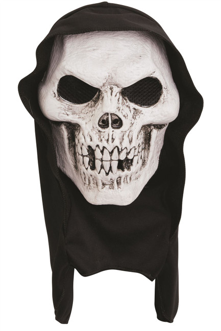 Skull Hooded Terror Mask