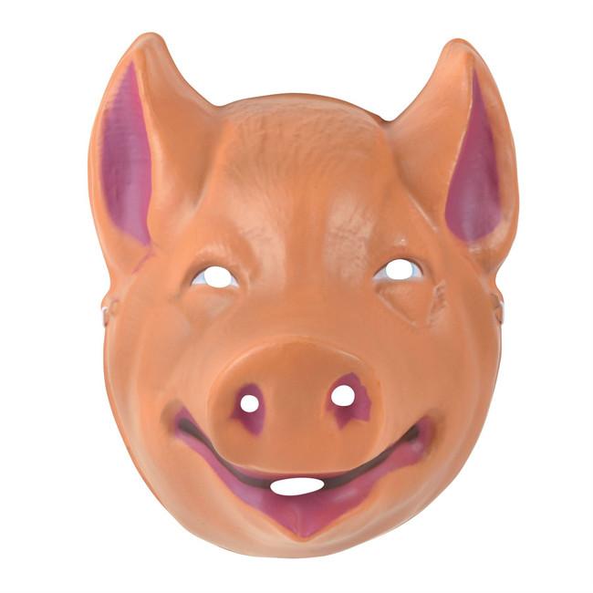Pig Plastic Mask