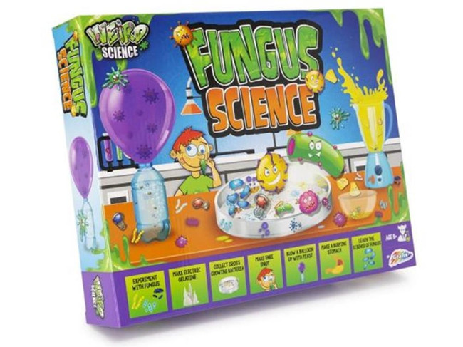 REALLY NASTY FUNGUS LAB, Game/Toy, Stocking Filler/Gift