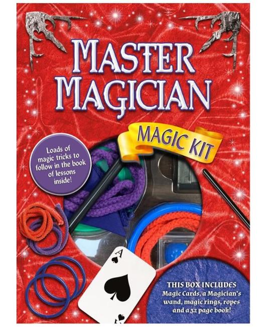 MASTER MAGICIAN MAGIC KIT, Game/Toy, Stocking Filler/Gift