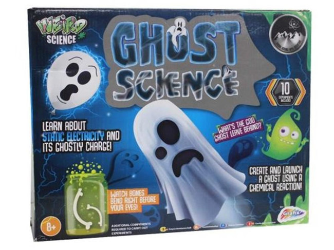 GHOST SCIENCE SET, Game/Toy, Stocking Filler/Gift