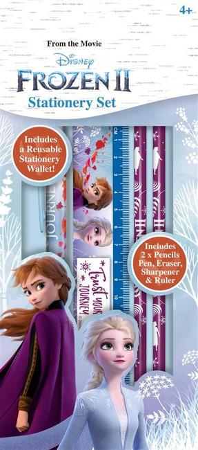 Disney Frozen 2 Stationary Set In Foil Bag, Stocking Filler/Gift