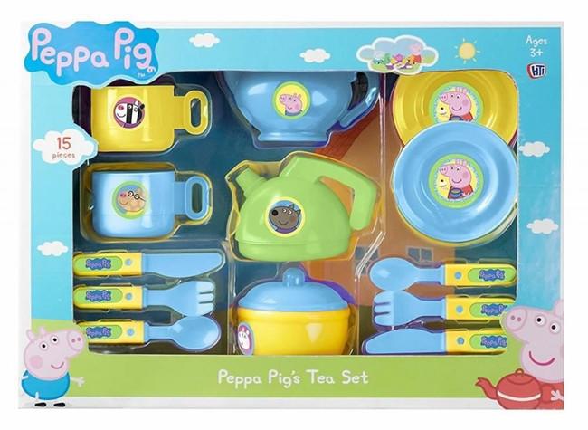 PEPPA PIG TEA SET, Christmas Stocking Filler/Gift