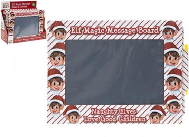 Christmas Elf Magic Message Board, Stocking Filler/Gift