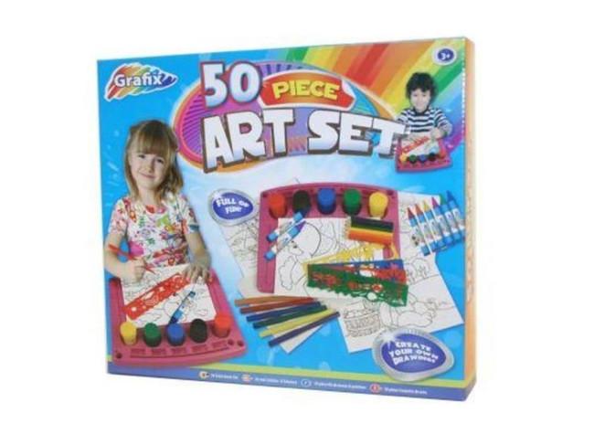 CREATIVE ART SET, Game/Toy, Stocking Filler/Gift