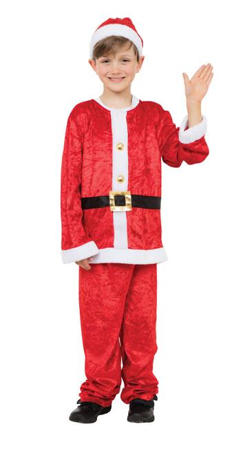 Santa Boy, Medium