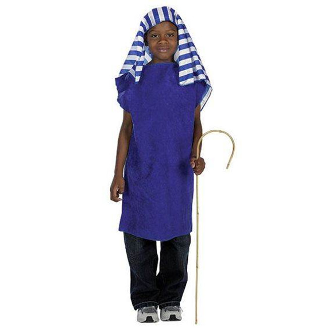Nativity Tabard Shepherd, Childrens Fancy Dress Costume