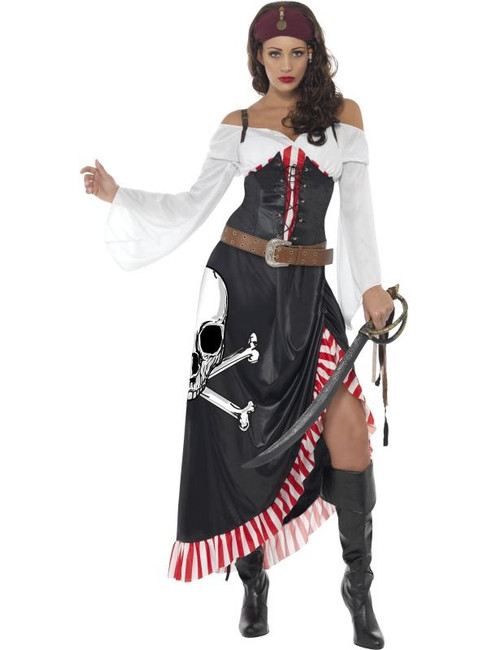 Sultry Swashbuckler, UK Dress 16-18